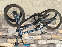 Mint shape BMX cost was $600.00