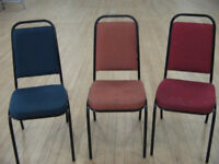 JOB LOT OF CHAIRS APPROX 260