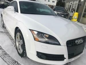 2010 Audi TT 2.0T, WINTER TIRES! low kms! mint!