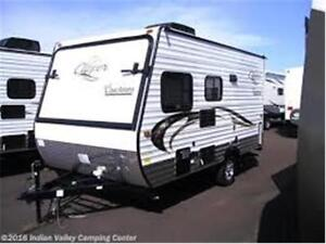 2015 Coachman Clipper 16 RBD