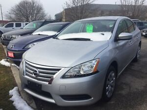 2014 Nissan Sentra S Cambridge Kitchener Area image 1