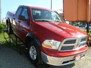 2009 Dodge Ram 1500 SLT Sport 5.7L Hemi 4X4 Quad Cab Accident Fr
