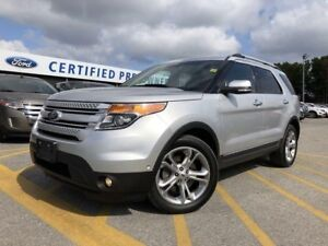 2015 Ford Explorer Limited BLUETOOTH|REVERSE CAMERA|FOG LAMPS...