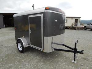 NEW 5x8 ENCLOSED CARGO TRAILER 2990LB GVW - $3590