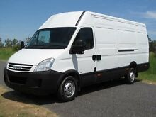 2008 Iveco Daily MY07 35S14 LWB/MID White Van 2.3l RWD Stapylton Gold Coast North Preview