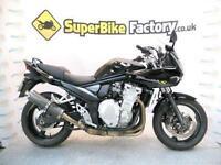 2009 58 SUZUKI BANDIT 650 SA K8