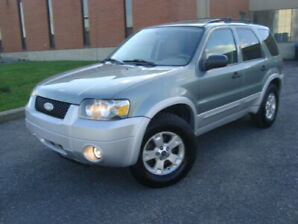 2007 FORD ESCAPE XLT 4X4 AUTO 5 DOOR ''TAX INCLUDED''