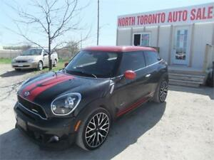 2013 MINI Cooper Paceman John Cooper Works ALL4