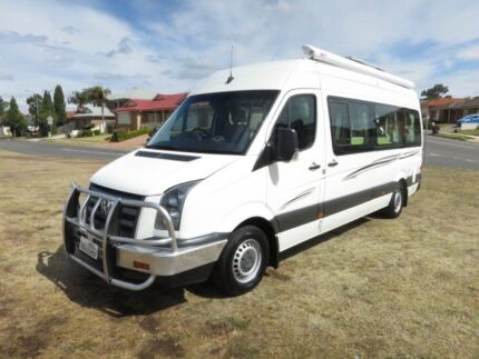 2012 Volkswagen Motorhome – 2 LOUNGES - AUTO Glendenning Blacktown Area Preview