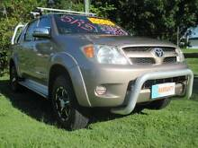 Toyota Hilux SR5 4X4 Dual Cab Westcourt Cairns City Preview