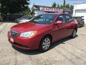 2009 Hyundai Elantra 1 Owner/Accident Free/Automatic/Heated Seat