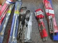 Screwfix Drill bits