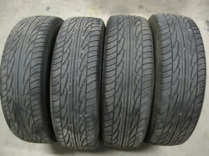SET OF 4 185/65R15 ALL SEASON.$60 FOR ALL 4