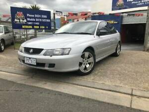 2003 Commodore SV8 MANUAL RWC Included. Epping Whittlesea Area Preview