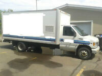 1999 FORD E-450 CAMION 16 PIED CUBE