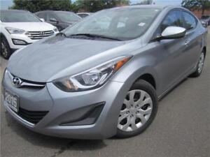 2015 Hyundai Elantra GL-AUTO-BLUETOOTH-HEATED SEATS-ONLY 61KM