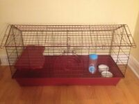 Nice XL Rabbit House Cage