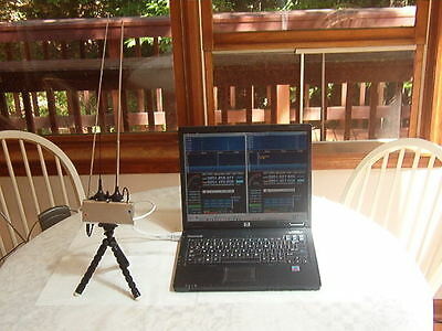 JADE HELM-15 + DUAL TCXO TRUNKING SDR RADIO   (2x) RTL2832U+R820T2 TCXO 0.5ppm