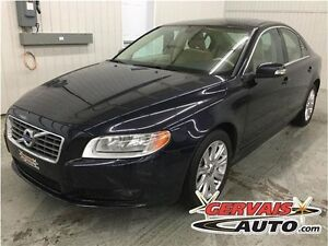 Volvo S80 V6 3.2 Toit Ouvrant Cuir MAGS Bluetooth 2010