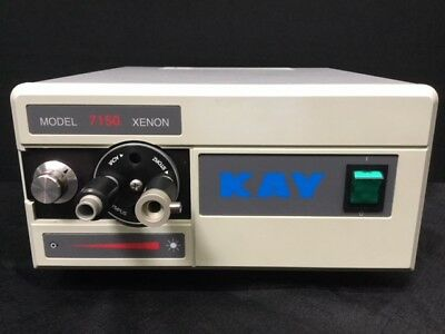 Luxtec Kay Xenon 7150 Light Source - 68 Hours Biomed Tested