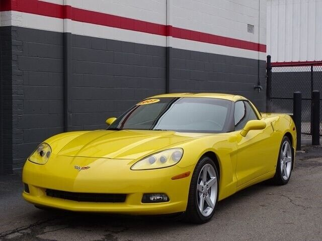Image 3 Voiture American used Chevrolet Corvette 2007