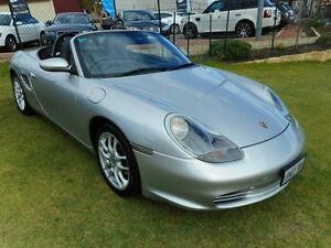 2004 Porsche Boxster 986 5 Speed Tiptronic Roadster Wangara Wanneroo Area Preview