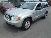 JEEP GRAND CHEROKEE NORTH EDITION 2008 ( TOIT OUVRANT, DIÉSEL )