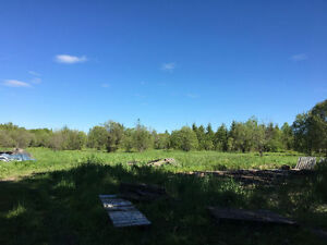 Reduced 120 acres lot with River access