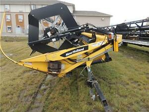 2004 New Holland 94C Header - 30', TR/TX adapter, EXC COND Regina Regina Area image 17