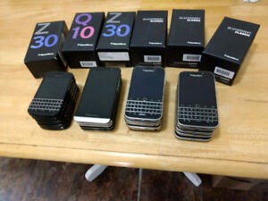 FIRM PRICE-Blackberrys-(Q10-$60)-(Classic-$100)-(Leap-$110)