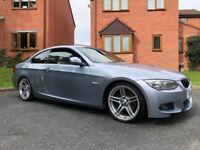 BMW 3 Series 2.0 320D M Sport Coupe 2dr