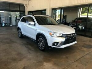 2018 Mitsubishi ASX XC MY18 LS 2WD White 6 Speed Constant Variable Wagon Menzies Mt Isa City Preview