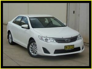 2013 Toyota Camry ASV50R Altise White 6 Speed Automatic Sedan Penrith Penrith Area Preview