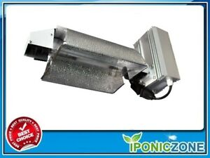 1000W Pro Remote Double Ended Reflector and Ballast
