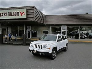2016 Jeep Patriot High Altitude AWD