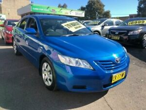 2008 Toyota Camry ACV40R Altise Blue Automatic Sedan Lidcombe Auburn Area Preview
