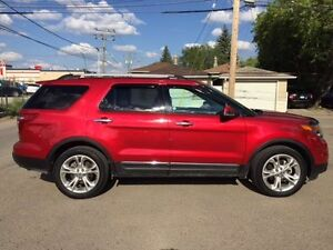 2011 Ford Explorer Limited 4dr 4x4