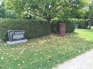 Burial Plot Kitchener / Waterloo Kitchener Area image 1