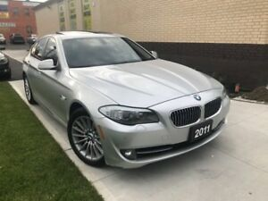 CANADA DAY SPECIAL $500 OFF 2011 BMW 535i xDrive Accident Free