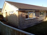 2 bed semi-detached BUNGALOW FOR EXCHANGE ONLY