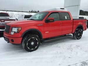 2012 Ford F150 FX4