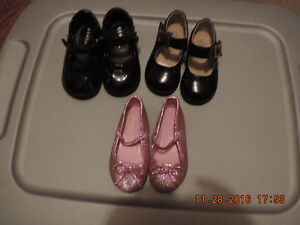 Toddler & Young Girl's Dressy Shoes Sizes 3, 4, 5 & 8 London Ontario image 4