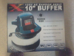 """Road Xpedition 10"""" Orbit Buffer/Polisher"""