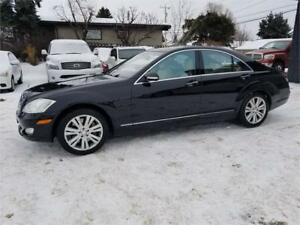 2009 Mercedes-Benz S450 4Matic***Only 122721 km***Immaculate