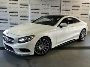 2017 Mercedes-Benz S-Class 4MATIC Coupe