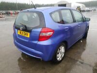 Honda Jazz 1.3 16v 2011 For Parts