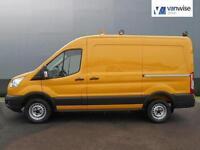 2014 Ford Transit 350 SHR P/V Diesel yellow Manual