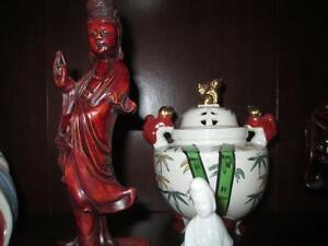 Buddha's & Jade Figurines Vintage Antique Asian Oriental London Ontario image 5