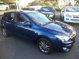 2011 Hyundai i30 FD MY11 Trophy Blue*/ 5 Speed Manual Hatchback Melton Melton Area Preview
