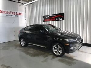 2012 BMW X6 xDrive 35i LEATHER NAVIGATION 360 CAM 5 PASSENGER